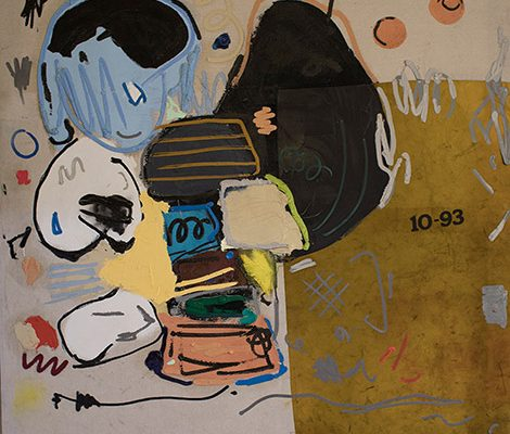Jonni Cheatwood Painting - Charlie Brown