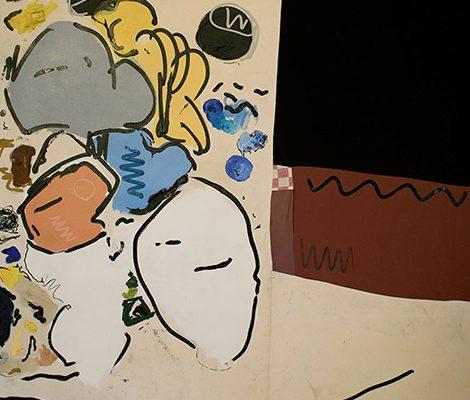 Jonni Cheatwood Painting - Preston Has