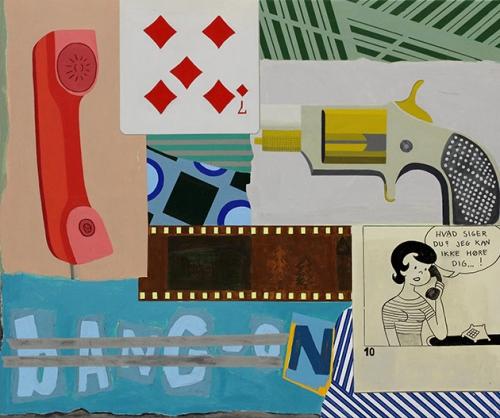 Jonna Pedersen Painting Art - bangon
