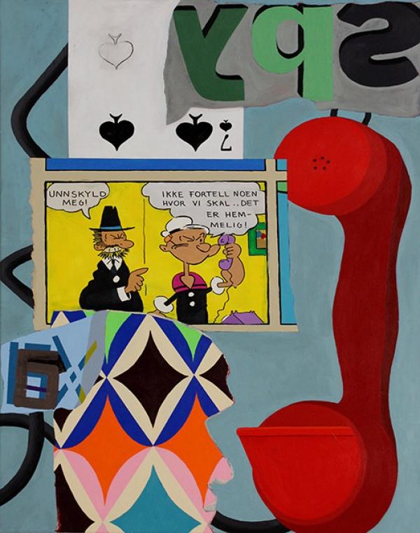 Jonna Pedersen Art - spy
