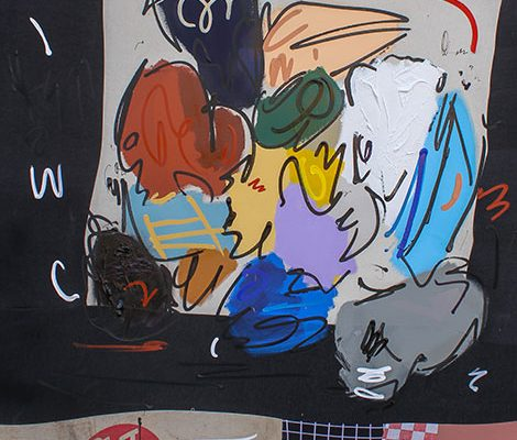 Jonni Cheatwood Painting - Ducks Fly Together