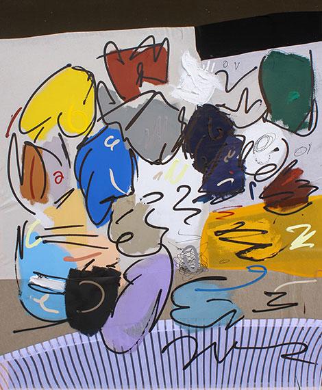 Jonni Cheatwood Painting - Eleven Eleven
