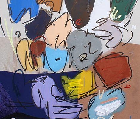 Jonni Cheatwood Art Painting - Unaccredited Muse