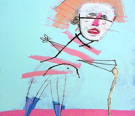 Emanuele Tozzoli Painting - Last days