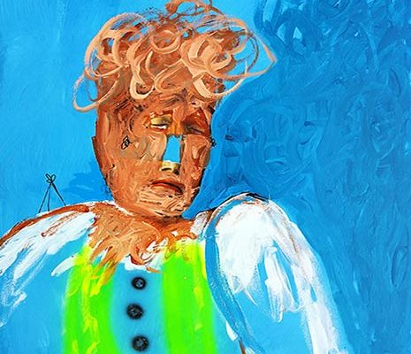 Emanuele Tozzoli Painting - Teddy