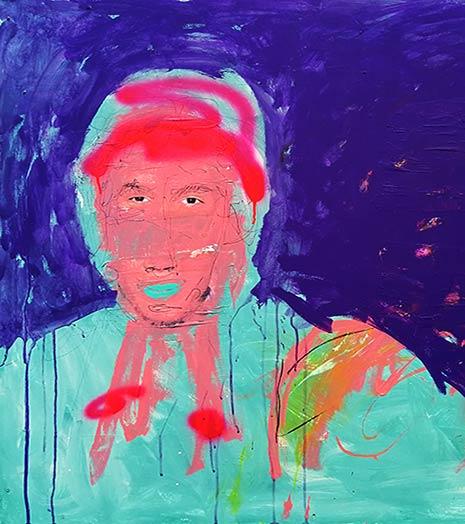 Emanuele Tozzoli Painting - Wake up