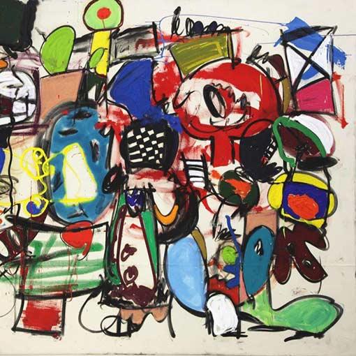 Taher Jaoui Artwork
