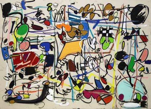 Taher Jaoui Artwork - know Kung Fu!