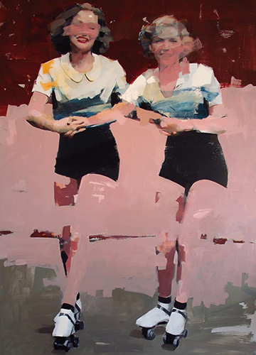 Original Art Painting by Mark Tennant